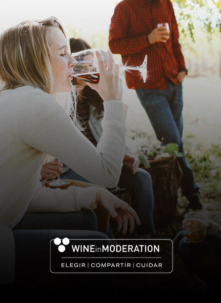 Wine in moderation